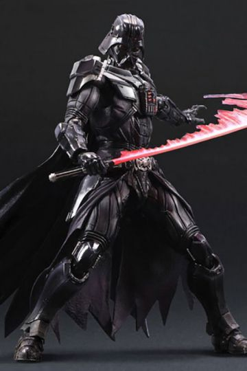 Picture of Darth Vader by Square Enix's Variant Play Arts Kai Line