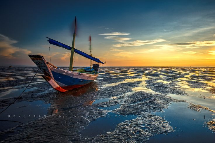 Traditional Boat for Fishing by Kun Riyanto on 500px
