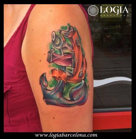 Φ Artist PEDRO MONTEIRO Φ Info & Citas: (+34) 93 2506168 - Email: Info@logiabarcelo... www.logiabarcelon... #logiabarcelona #logiatattoo #tatuaje #tatuador #tattoo #tattooink #tattoolife #tattoospain #tattooworld #tattoobarcelona #tattooistartmag #tattoosenbarcelona #ink #arttattoo #artisttattoo #inked #inktattoo #tattoocolor #tattooartwork #newschool #ancla