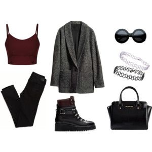 """winter #1"" by andreafindyway on Polyvore"