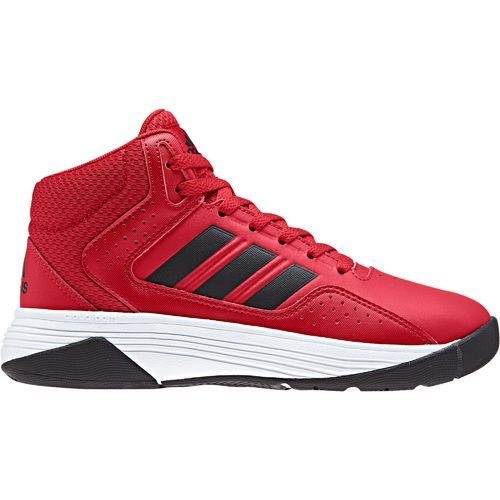 Adidas Kids' Neo Cloudfoam Ilation Basketball Shoes (Scarlet/Core Black/Footwear White, Size 5) - Youth Basketball Shoes at Academy Sports