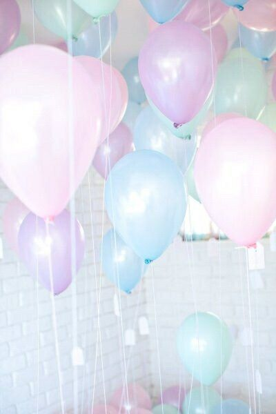Image via We Heart It https://weheartit.com/entry/133605689 #amazing #awesome #balloon #balloons #beautiful #birthday #blue #celeste #colorful #cool #deco #fiesta #fun #globo #globos #lila #lovely #Lucy #nice #party #pastel #photography #pink #sunshine #rosado
