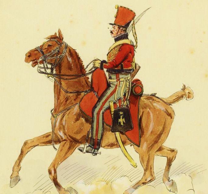 Chasseur_à_cheval_de_la_Jeune_Garde_(1815).jpg (684×640)