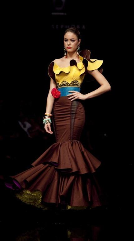 Flamenca MODA PONIBLE