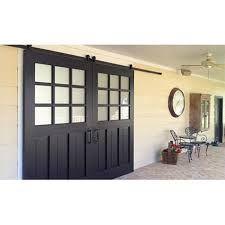 Afbeeldingsresultaat voor houten deur op rails