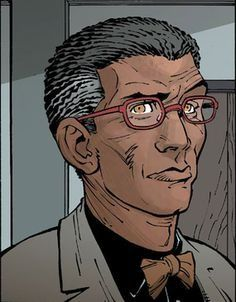 Lucius Fox is the current CEO and President of Wayne Enterprises and a sought after businessman all over the corporate world. He is a great finacial officer and a good friend/ally to Bruce Wayne.