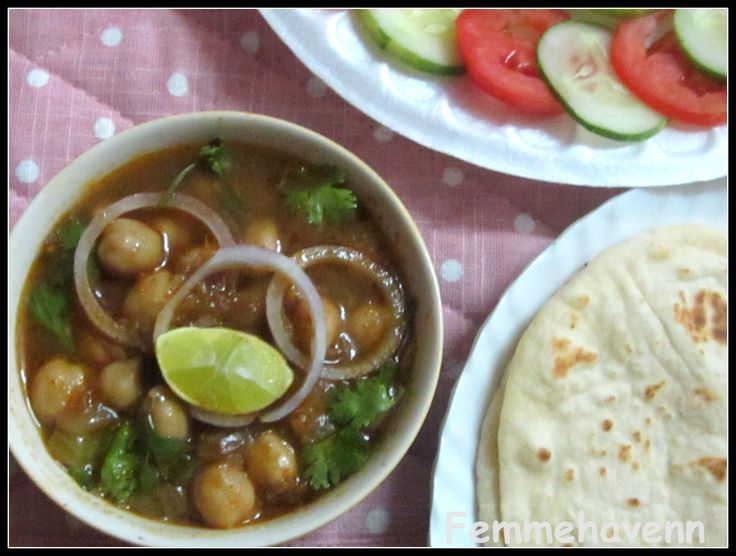 Femmehavenn:Amritsari Chole/Chhole/Chholey #Chickpeas #Chholey #Curries