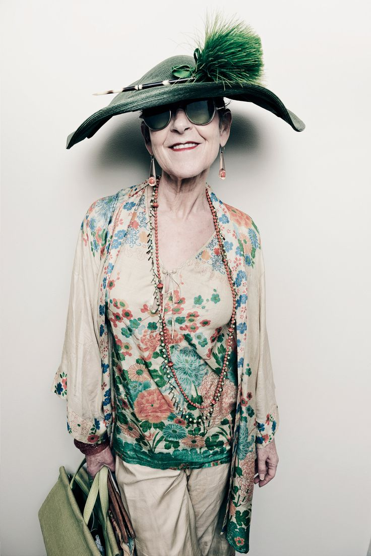 She's gorgeous and full of gusto! The Faces of Fashion: Behind the Scenes at Made Fashion Week #SayNoToAgingGracefully #AgeWithGusto