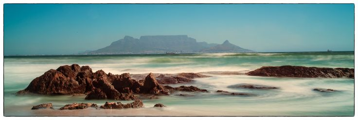 Table Mountain Western Cape South Africa