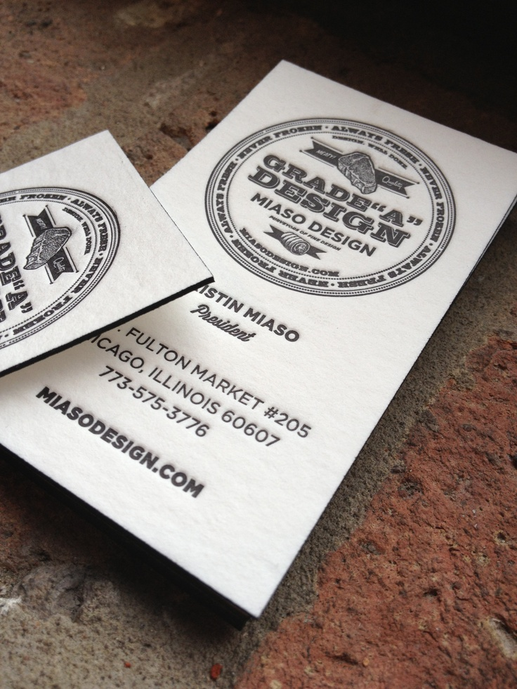 Best Business Cards  Collateral Images On   Graph