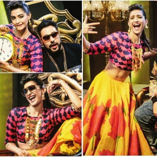 """Buy Sonam Kapoor's """"KHOOBSURAT"""" look with an ethni..."""