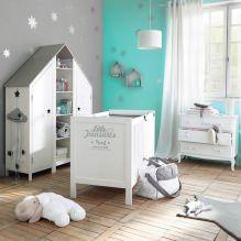 Детская комната в бирюзовых тонах: особенности, фото-13