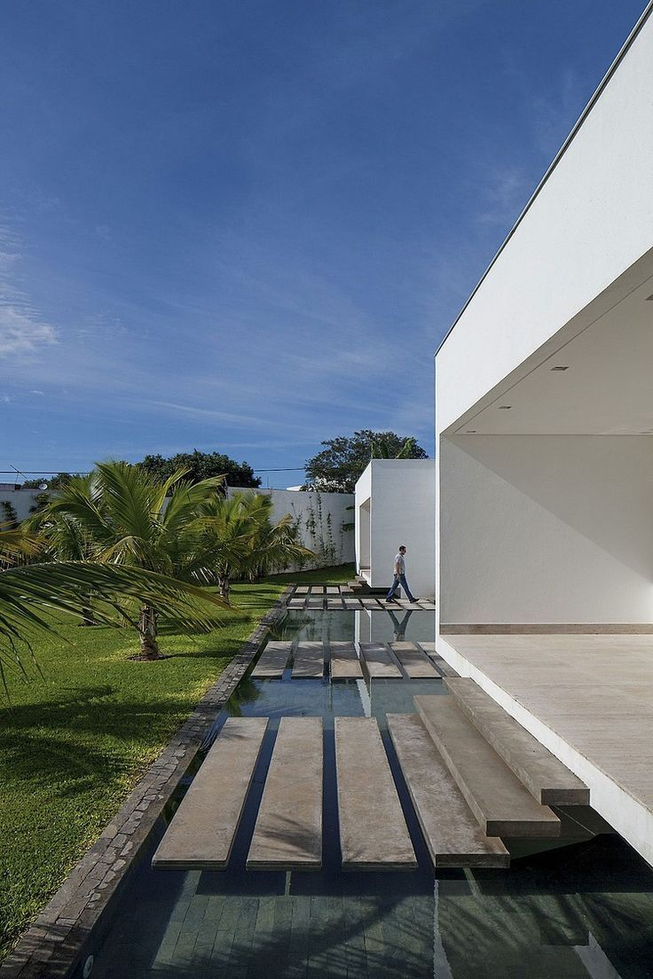 TB Residence by Aguirre Arquitetura