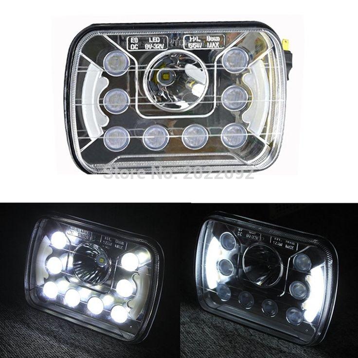 $45.00 (Buy here: https://alitems.com/g/1e8d114494ebda23ff8b16525dc3e8/?i=5&ulp=https%3A%2F%2Fwww.aliexpress.com%2Fitem%2F55W-5x7-Car-Square-High-Beam-led-headlight-Super-Bright-for-Truck-EMARK-LED-Headlight%2F32663697556.html ) 55W 5x7'' Car Square High Beam led headlight Super Bright for Truck EMARK LED Headlight for just $45.00