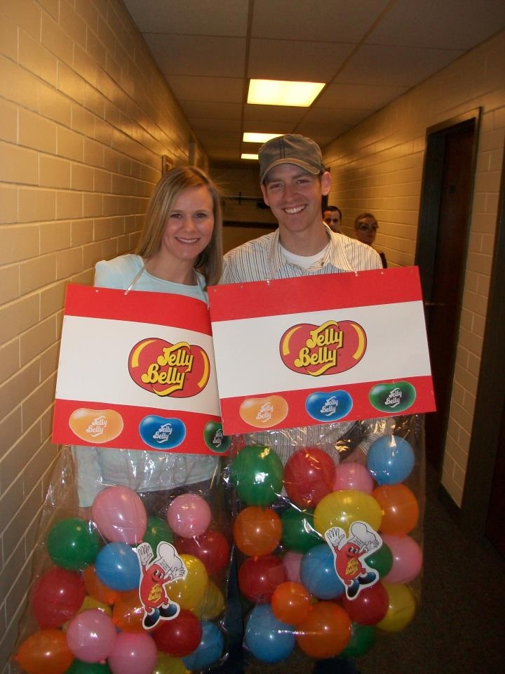 Halloween Costume: Jelly Belly