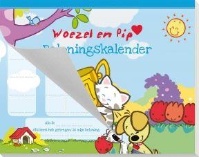 #Woezel en #Pip Beloningskalender