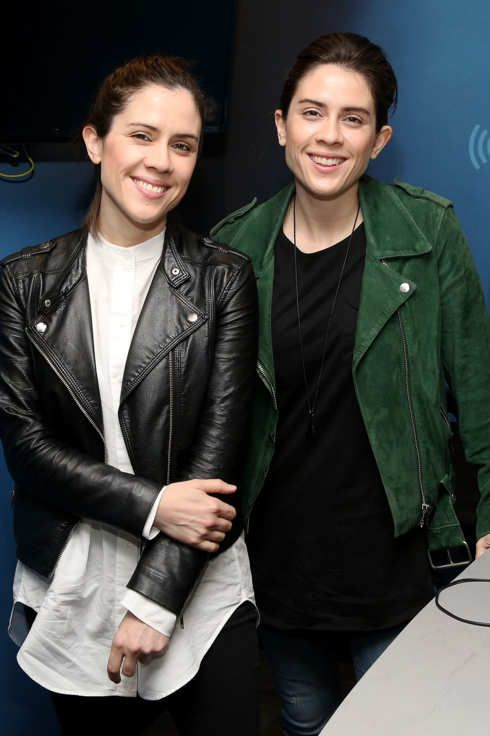Tegan and Sara Launch a Foundation to Benefit LGBTQ Women and Girls. Its mission is to fight for economic justice, health, and representation for LGBTQ women and girls.