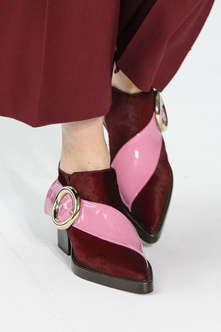 Delpozo Fall 2017 Fashion Show Details - The Impression