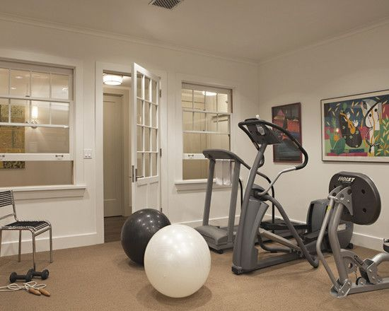 Home Gym Design, Pictures, Remodel, Decor And Ideas   Page 18