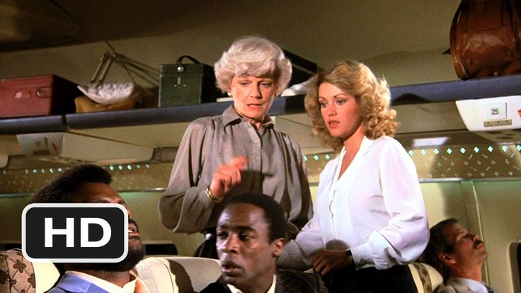 I Speak Jive - Airplane!  Leave It To Beaver ( 's Mom) to put the racism and profiling fire out.