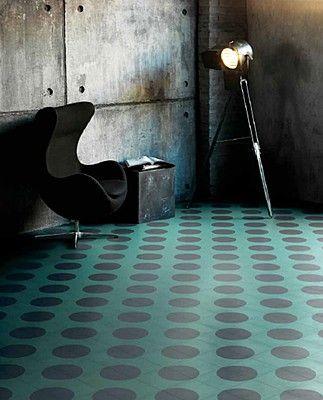 Bisazza Mahdavi Mahdavi-Bisazza-4 , Extérieur, Espace public, Séjour, style Style designer, India Mahdavi, Ciment, revêtement mur et sol, Surface mate, bord non rectifié