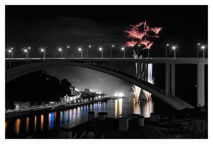 São João, the porto main party    Photo by Carlos Costa  www.facebook.com/oportocity