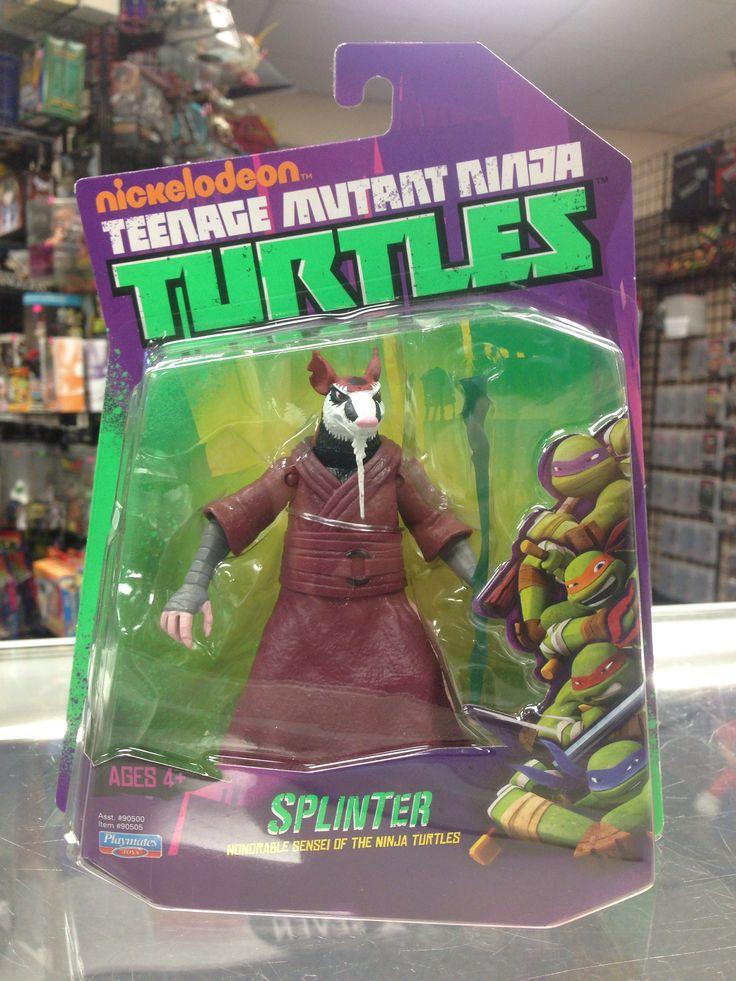 Playmates Teenage mutant ninja Turtles Splinter