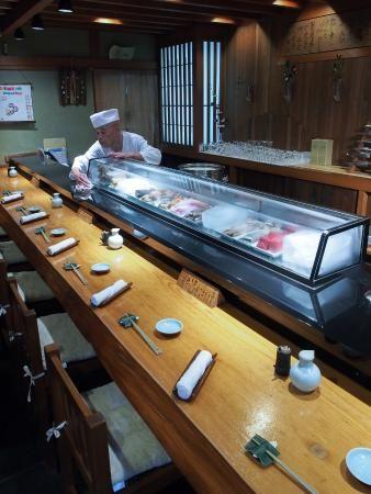 Ikkyu Maybe the best sushi-ya in Ishikawa prefecture 27 Ushiozumachi, Kaga, Ishikawa Prefecture