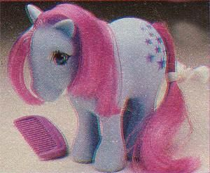 My Little Pony Grooming - 80s Toys and Games, Dolls and Figures | Stuff from the 80s