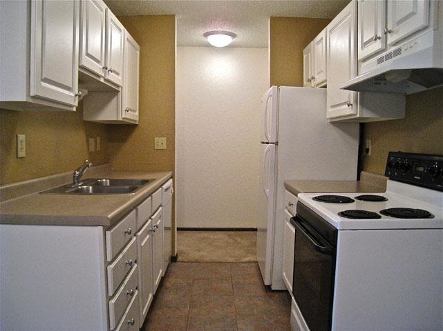 Kitchen example - North Village