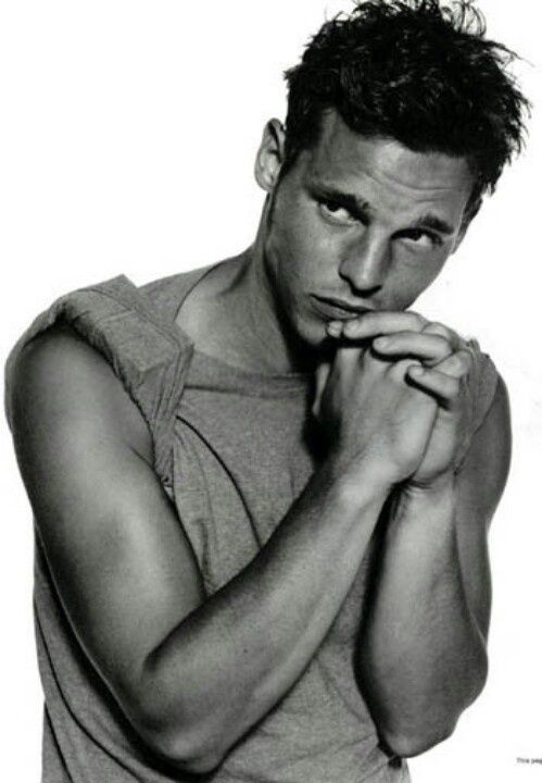 justin chambers calvin klein