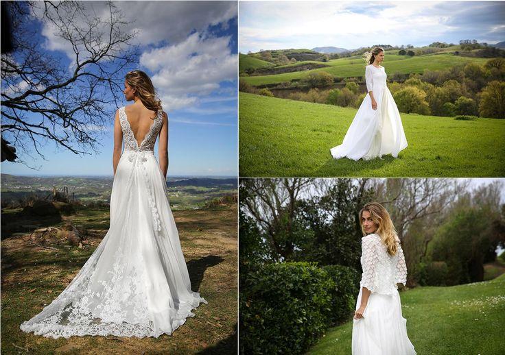 Robes de mariée : Marie Laporte 2017 -robe de mariée, robe mariage ...