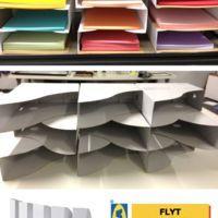 Des boites à archives pour ranger du papier