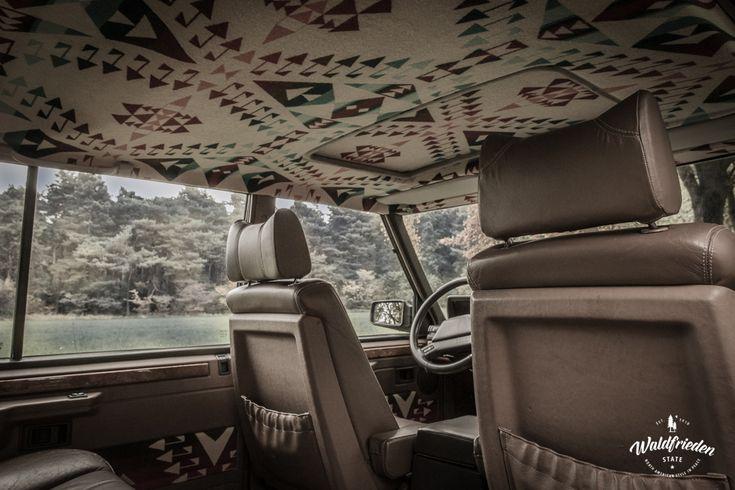 Ranger Rover Classic Pendleton Edition 06. Waldfriedenstate.com