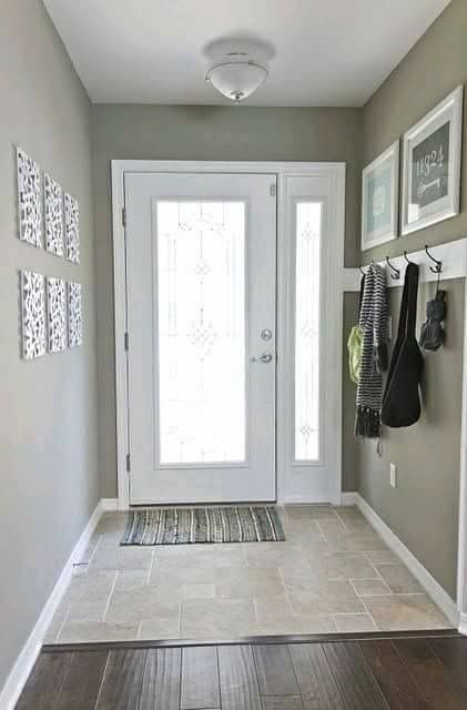 Difference Between Foyer And Mudroom : Best piant colors images on pinterest valspar wall