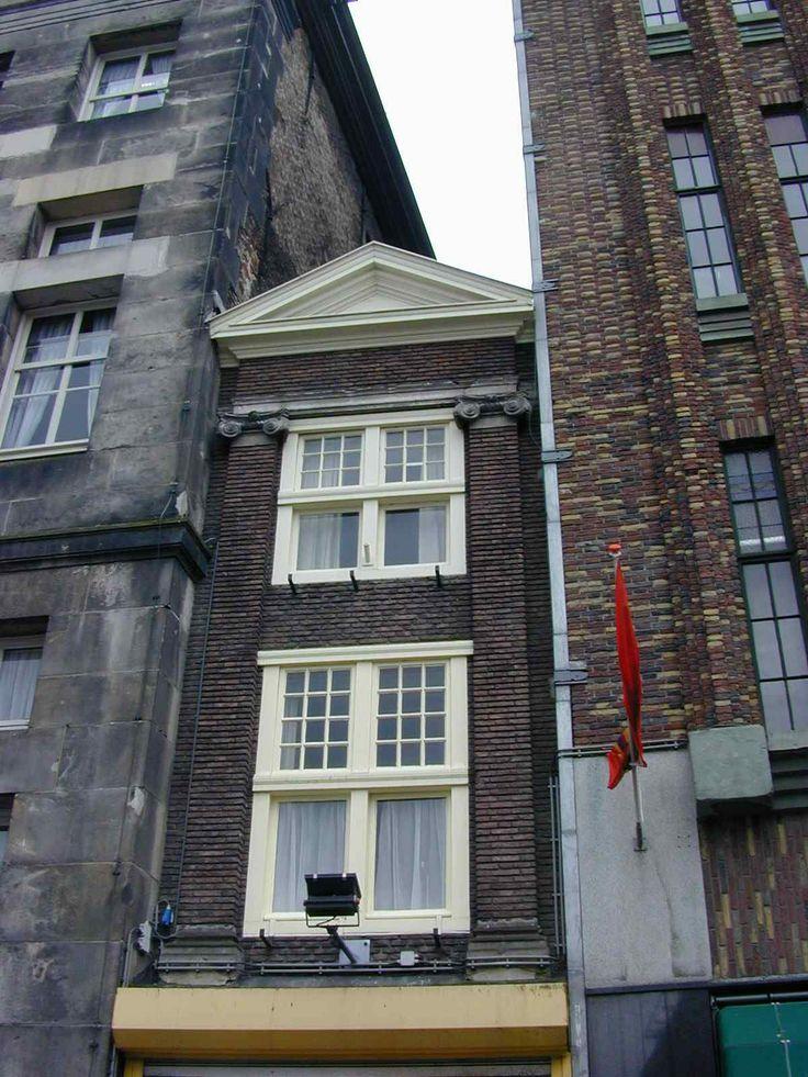 Kleinste Huis, Den Bosch, Noord-Brabant.