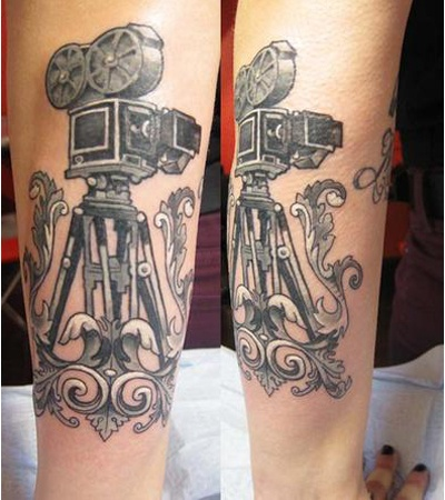 26 best images about tattoo ideas on pinterest theater old movies and camera tattoos. Black Bedroom Furniture Sets. Home Design Ideas