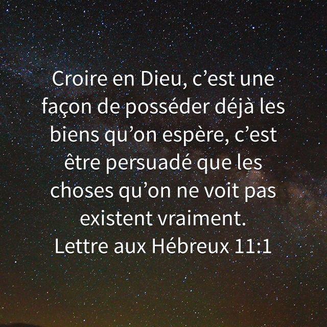 Françoise Longuemard a créé un verset illustré pour <b>Lettre aux Hébreux 11:1</b>   Bible.com