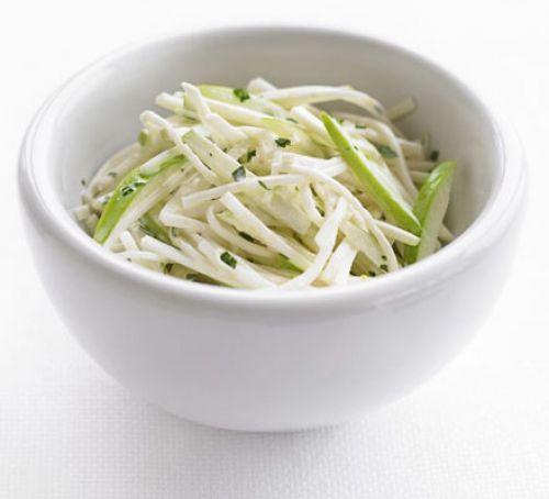 Celeriac coleslaw