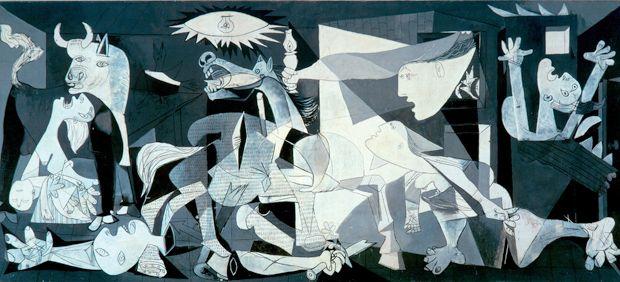 Guernica expliqué aux enfants dans le magazine 1 jour 1 actu. Il faut créer un compte pour y avoir accés.