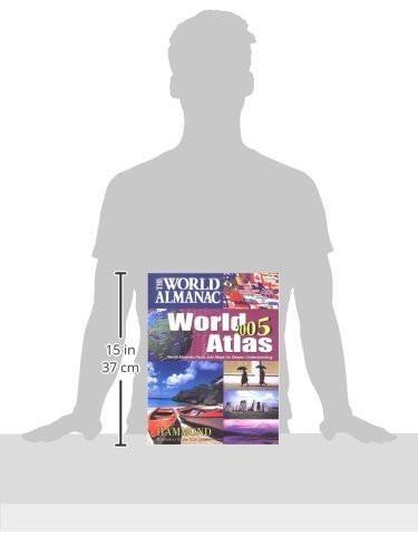 The World Almanac 2005 World Atlas: World Almanac Facts Join Maps For Deeper Understanding (World Al