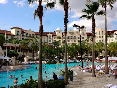 Hard Rock Hotel at Universal Orlando, Florida our fav place!!