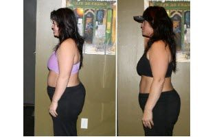 Kim Traylor: Throughout the entire transformation, I lost 31 pounds and countless inches, and I feel so much better!
