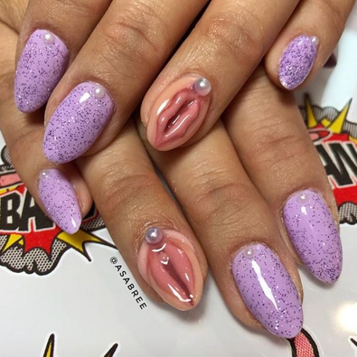 325 best nails images on pinterest html creative and foods 3d vagina nail art is giving finger banging a whole new meaning prinsesfo Image collections