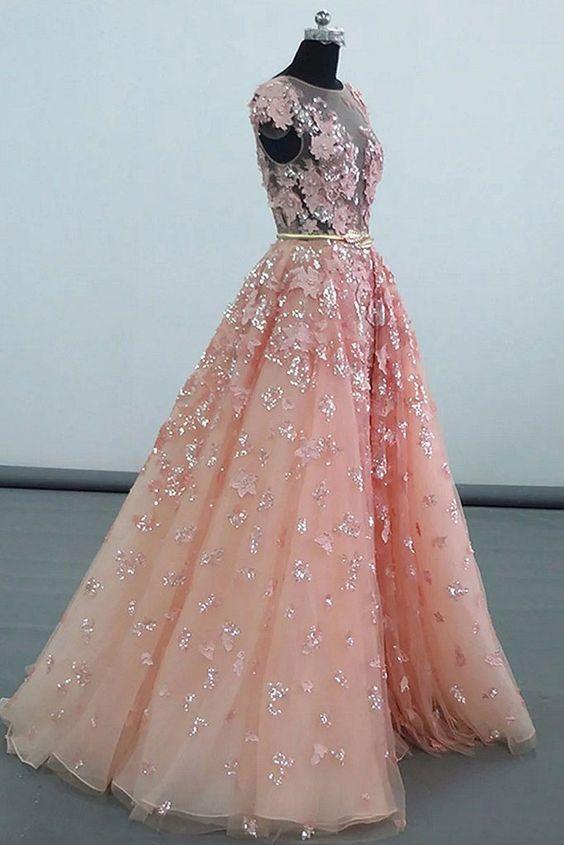Charming Prom Dress, Sexy Prom Dress, Long Evening Dress, Formal Dress
