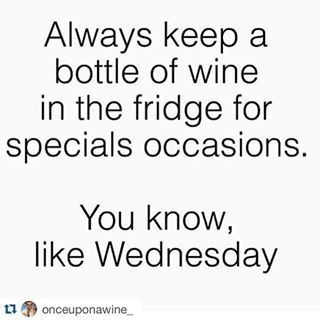 Very important advice. | 19 Pictures That Will Make Your Wine Wednesday Even Better