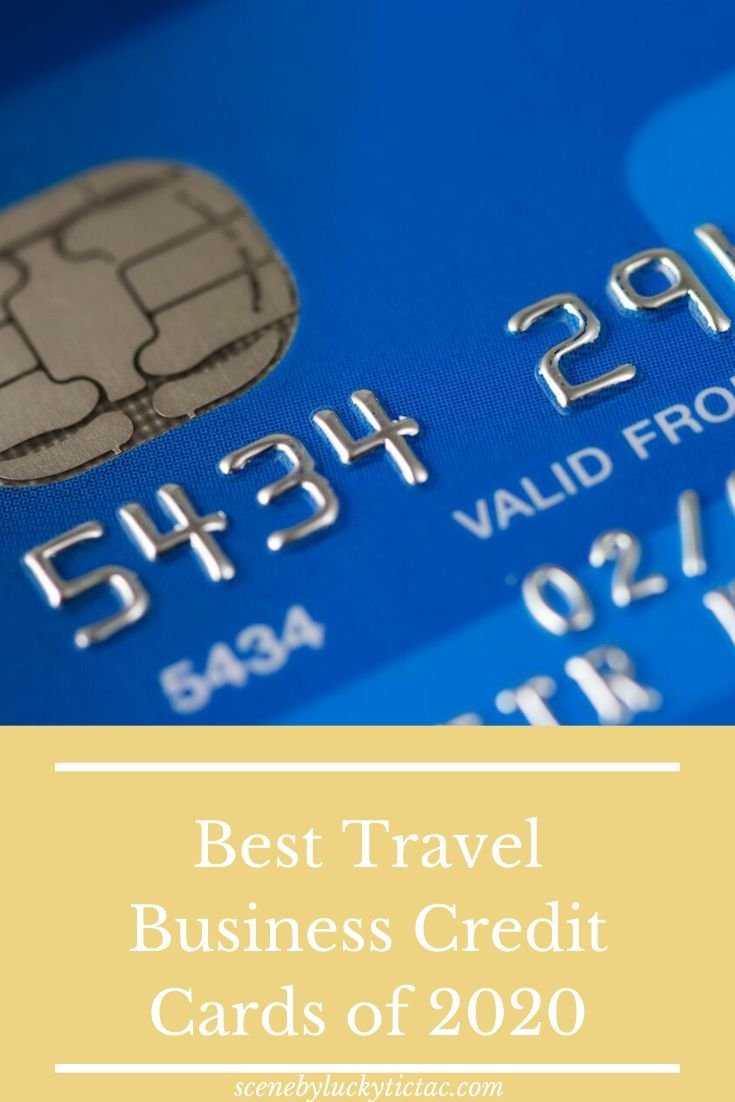 Business Credit Cards That Will Help You Make Your Next Vacation