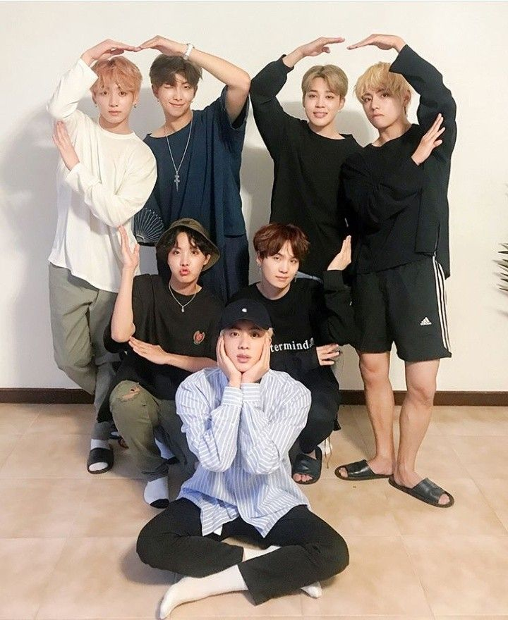 Image result for bts group photo 2019