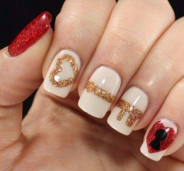 50 Lovely Valentines Day Nail Art Ideas 2020 Valentine
