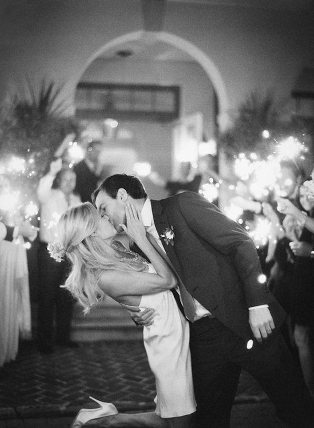 Fireworks and Sparklers   4th of July Wedding Ideas   Bridal Musings Wedding Blog 2
